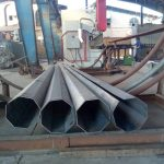 خط تولید خم و برش پایه